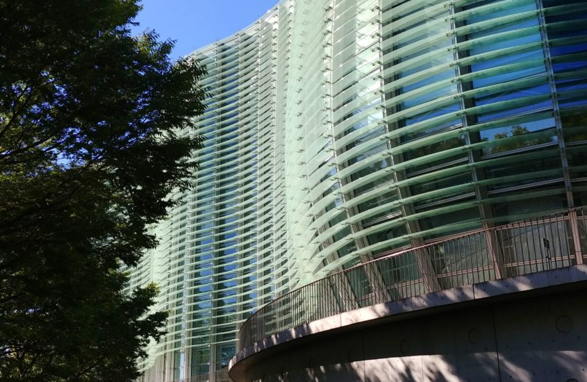 Contemporary Art In Tokyo Roppongi
