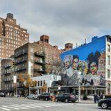New York Street art mural