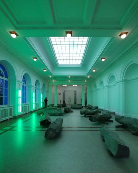 Contemporary Art in Berlin - Hamburger Bahnhof