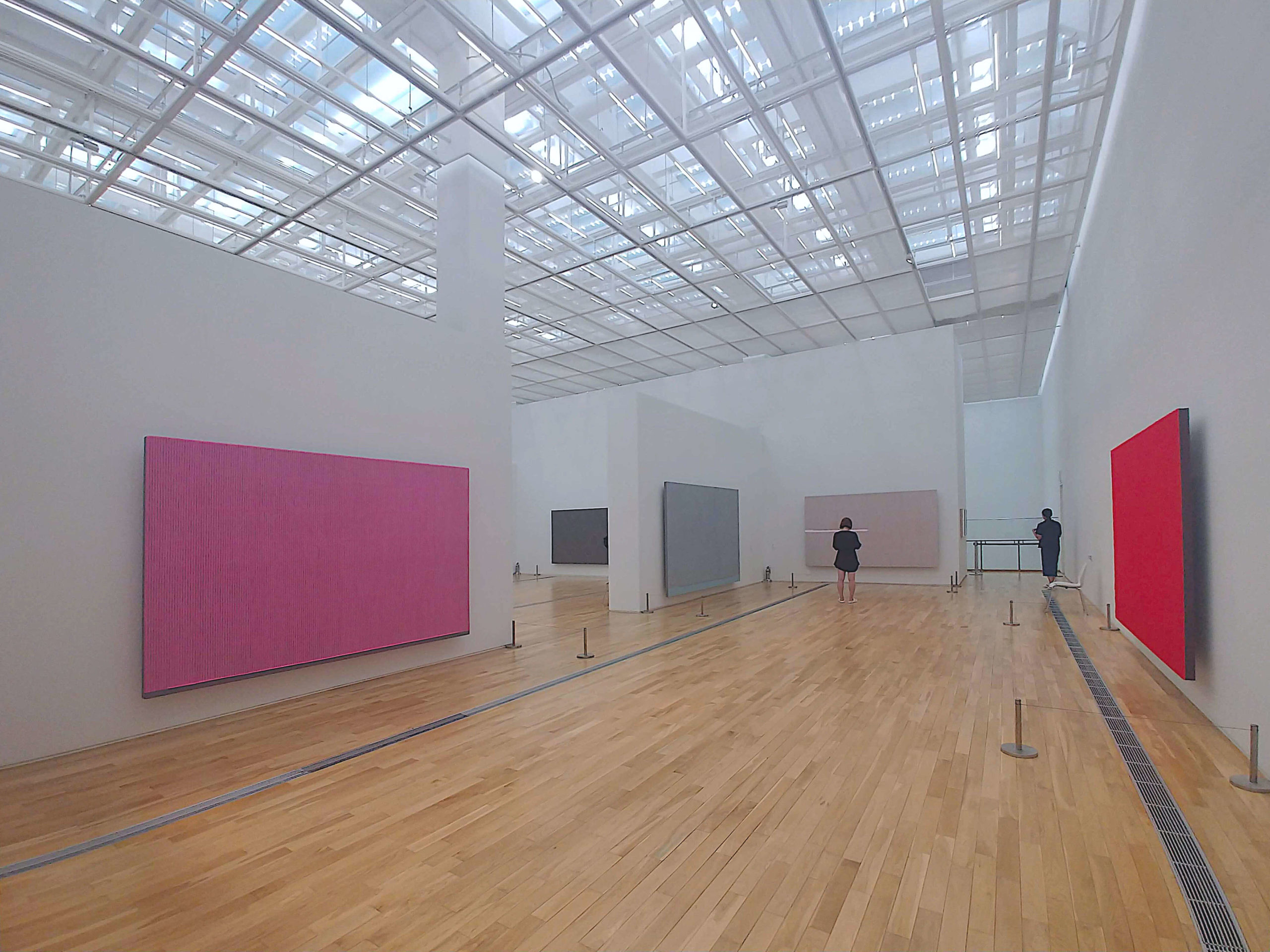 Contemporary art museums in Seoul