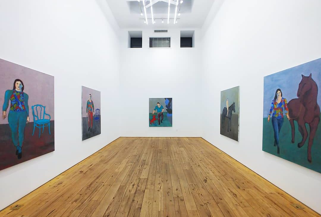 Marc Straus Gallery in New York - Sandro Chia exhibition