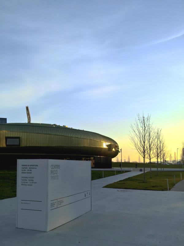contemporary art itinerary of Tuscany - Centro Pecci Prato