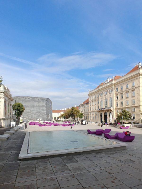 Contemporary art museums Vienna