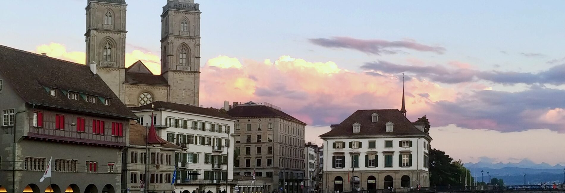Zurich. The contemporary art capital of Switzerland
