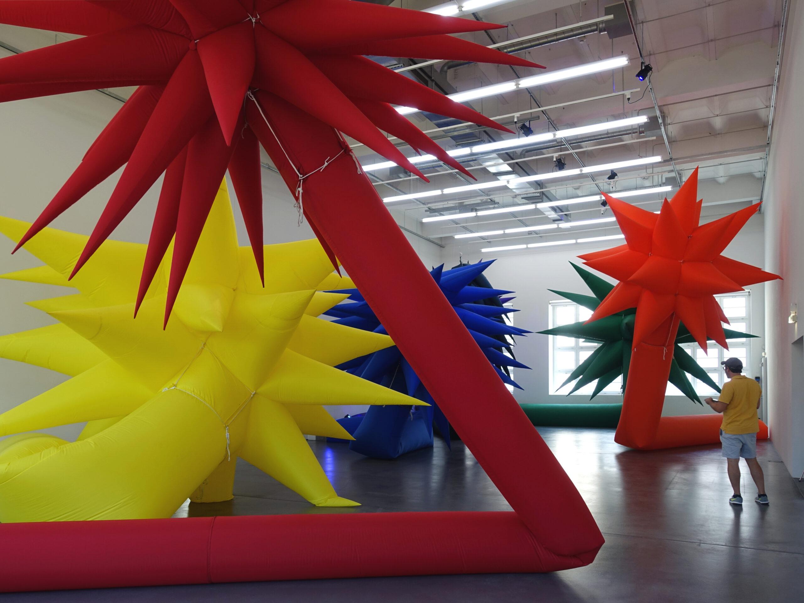 Contemporary Art Zurich - Museum Haus Konstruktiv