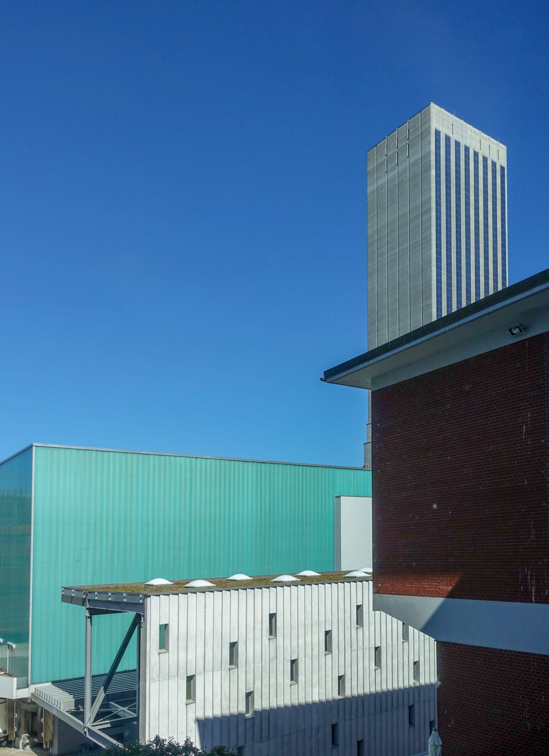 zurich contemporary art - migros museum