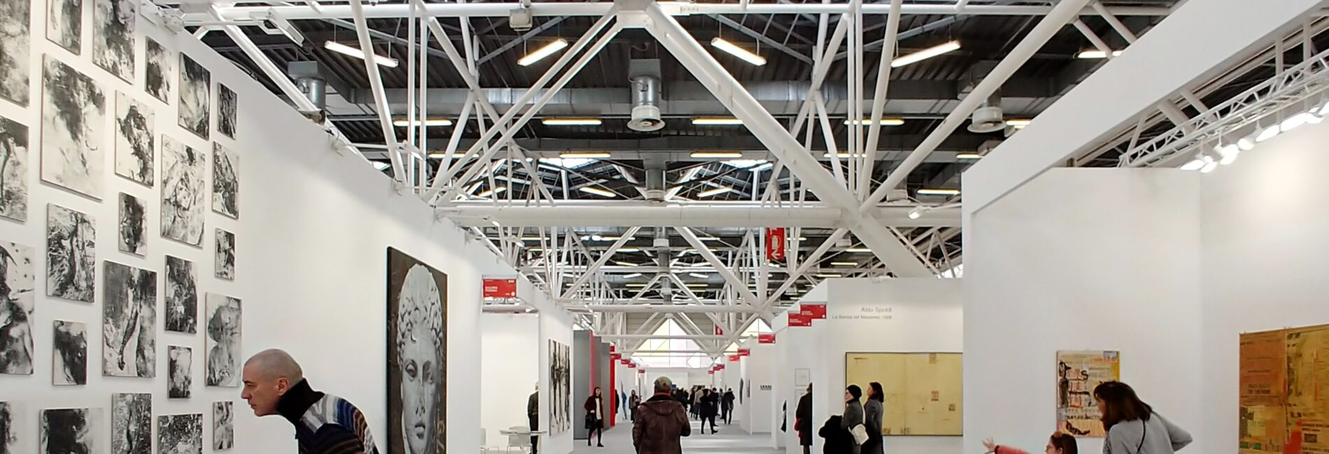 All the contemporary art fairs in Italy I am planning to visit in 2020