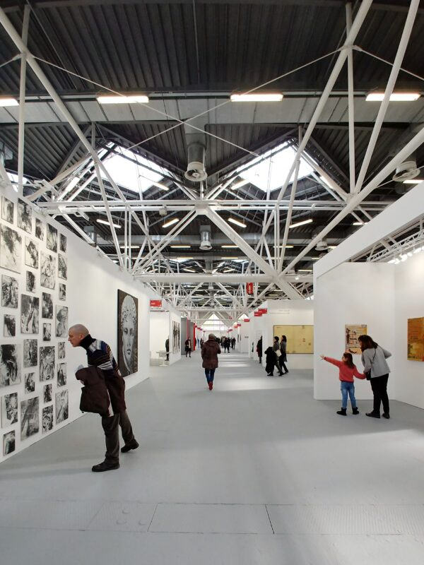 Contemporary Art Fairs Italy - Cover