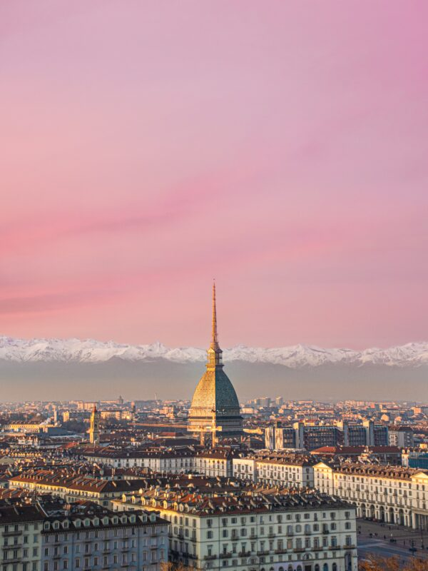 Turin contemporary Art