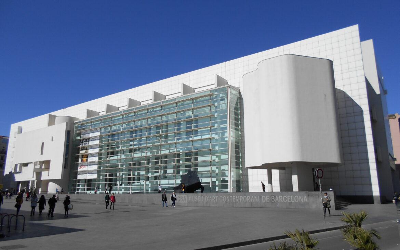 contemporary art Barcelona MACBA