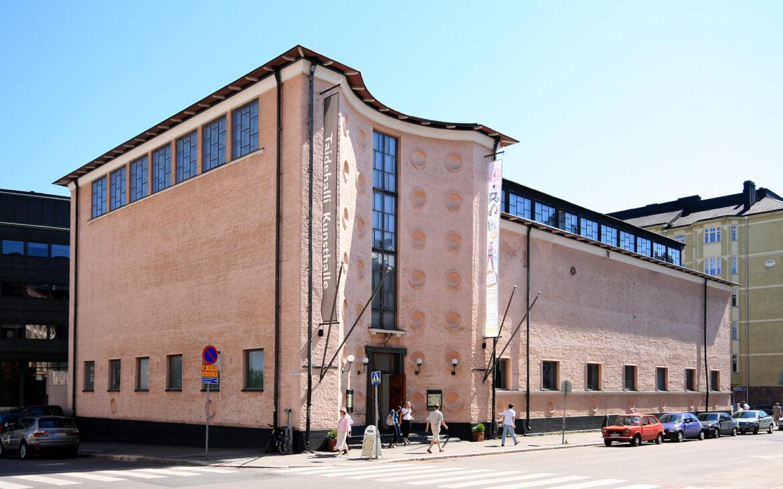 contemporary art Helsinki Kunsthalle
