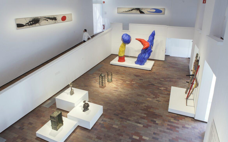 contemporary art Barcelona Fundació Joan Miró