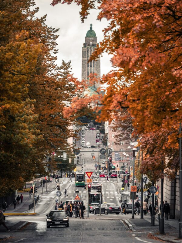 2021 destinations - Helsinki