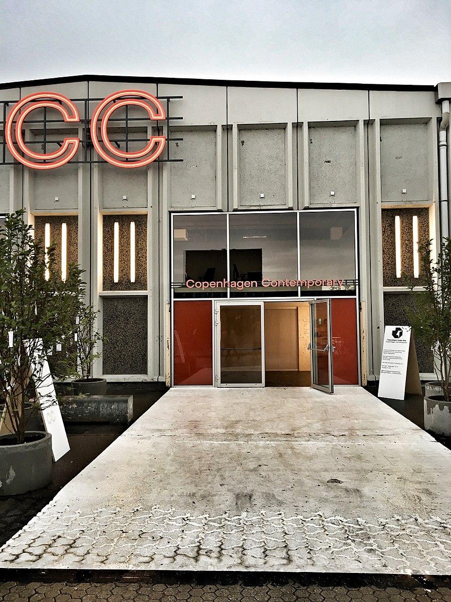 contemporary art copenhagen - CC