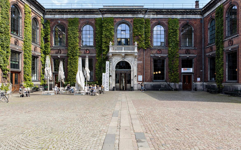 contemporary art Copenhagen - Kunsthal Charlottenborg