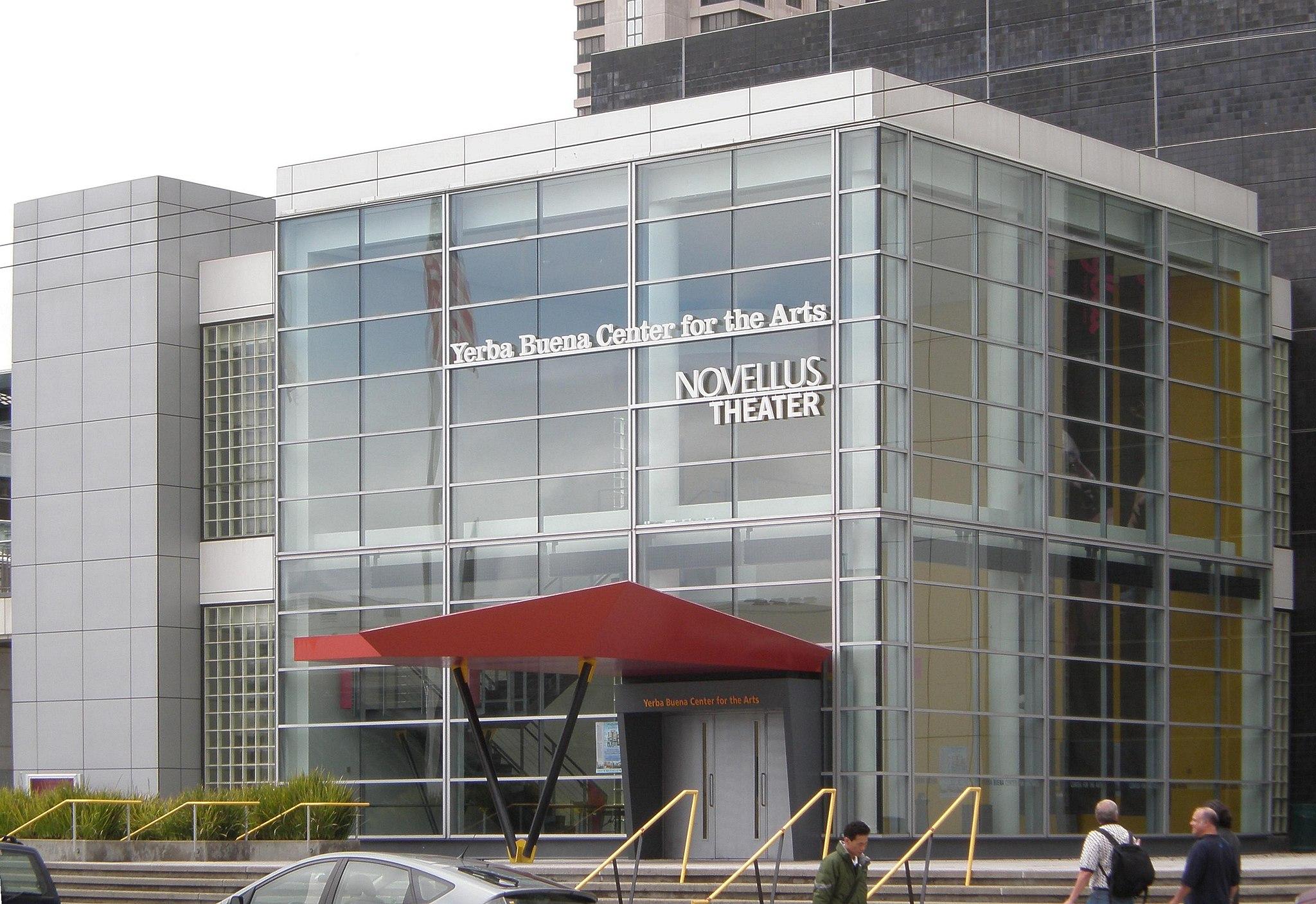 contemporary art san francisco - Yerba Buena Center for the Arts
