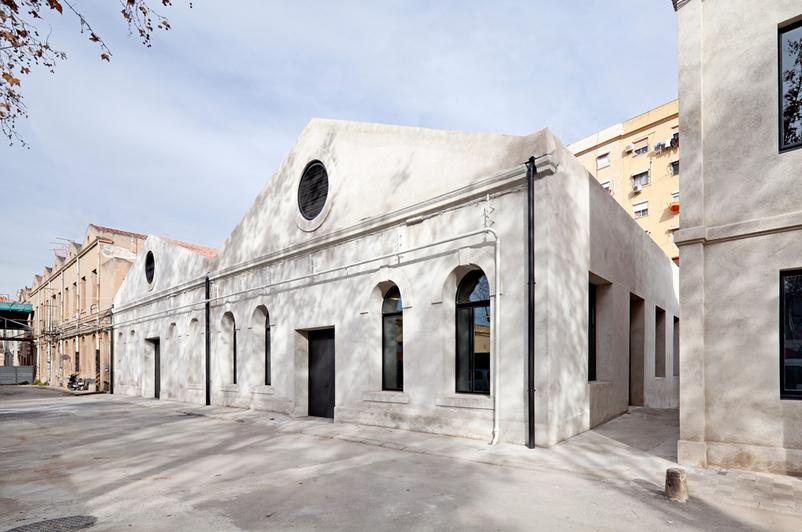 Art center Barcelona - Hangar
