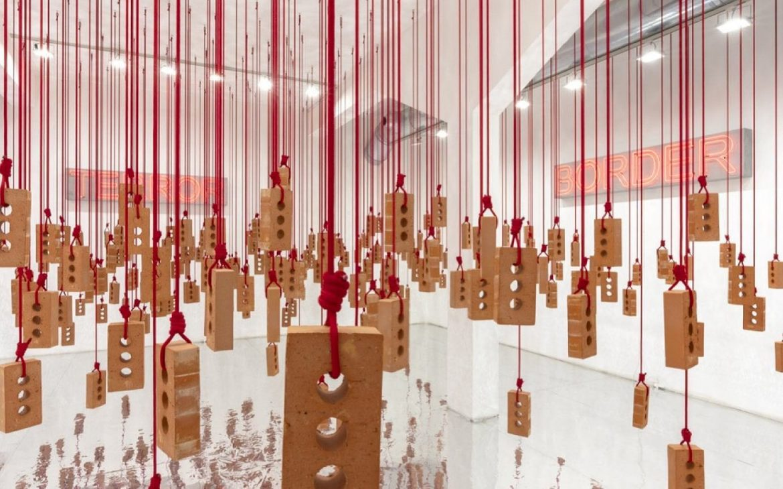 contemporary art galleries Milan - M77