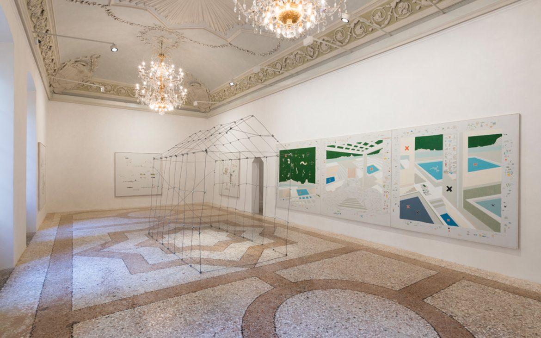 contemporary art galleries Milan - Massimo de Carlo