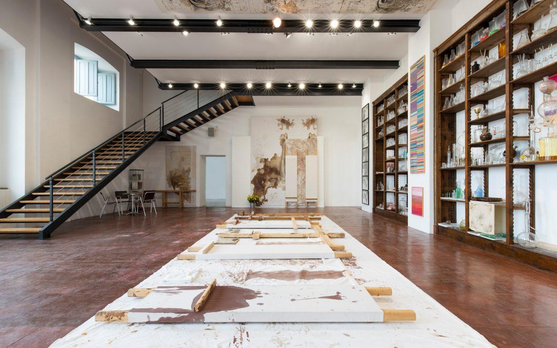 contemporary art naples - Hermann Nitsch Museum