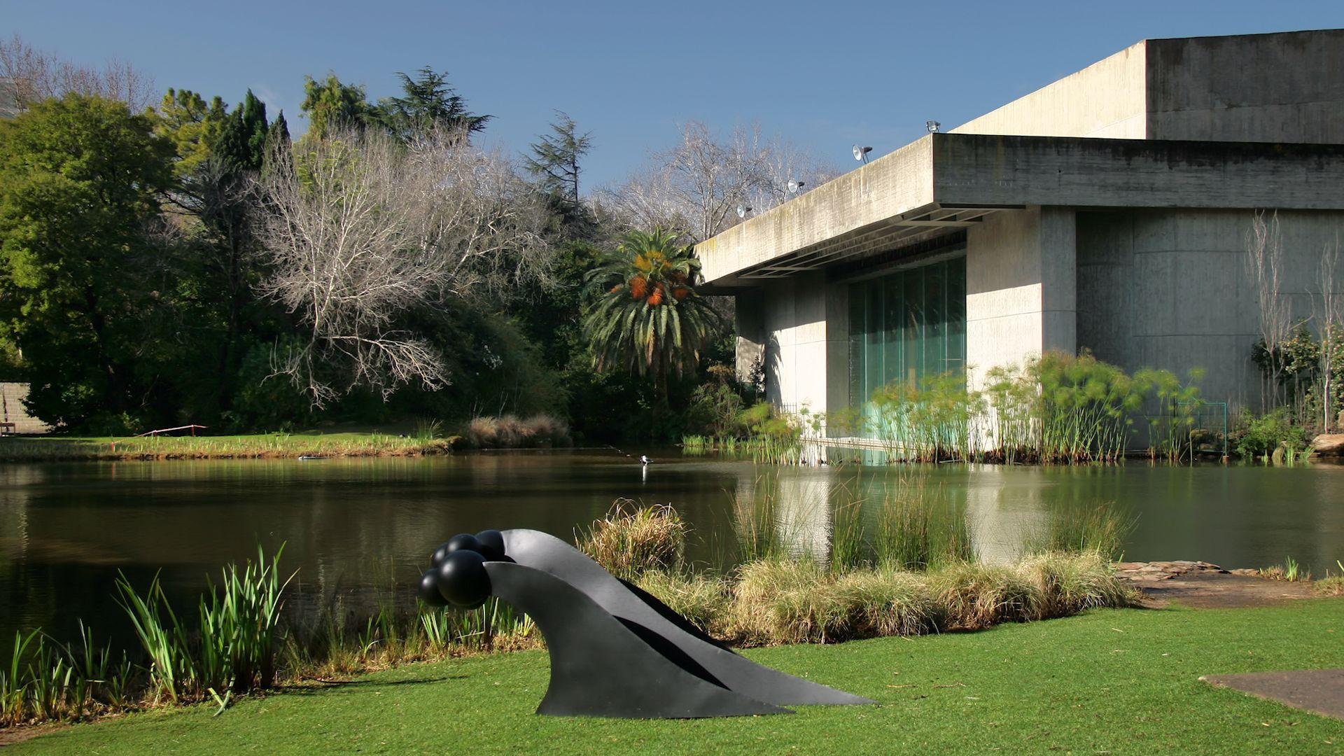 Museums lisbon - Centro de Arte Moderna - Fundação Calouste Gulbenkian