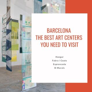 Weekend recap - Barcelona Edition . In case you missed any of our previous suggestions, here are the 4 contemporary art centers in Barcellona you really need to visit on your next trip to the Catalan city!  .  #ArtsyTravels #Barcelonaart #BarcelonaSpain #welovebarcelona #bcn